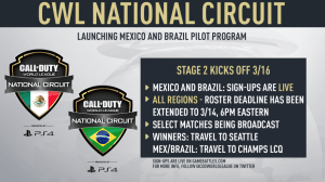 CWL National Circuit Mexico