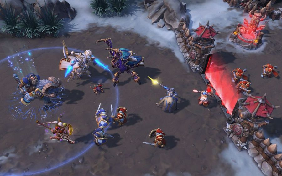 Warcraft llega a Heroes of the Storm