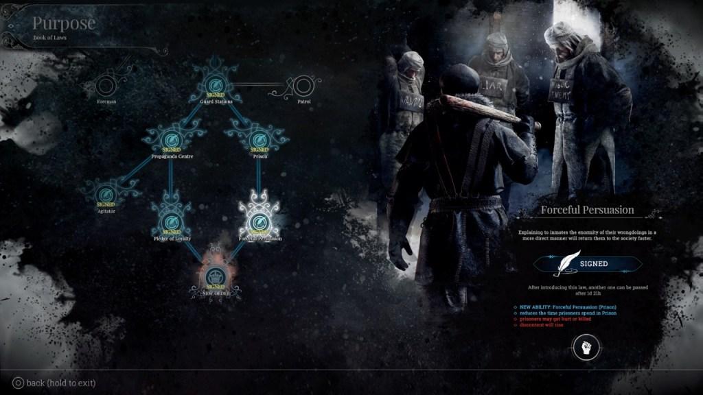 Frostpunk en consola