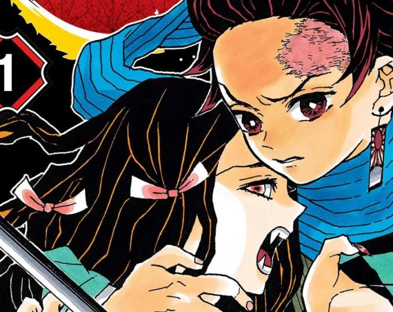 manga de Kimetsu no Yaiba