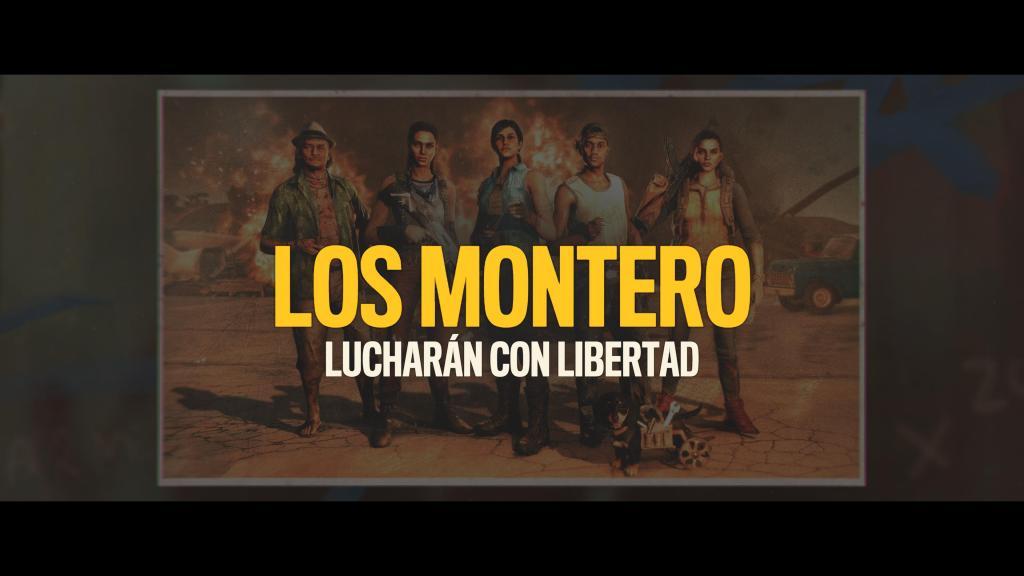 Far Cry 6 - los monterio