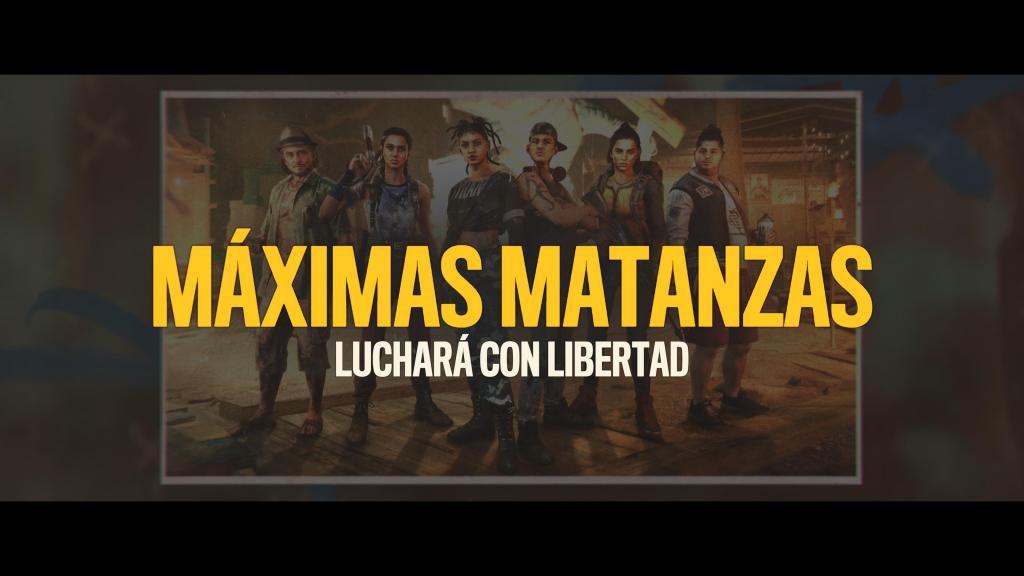 Far Cry 6 - máximas matanzas