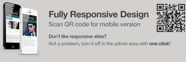 Fully Responsive Design