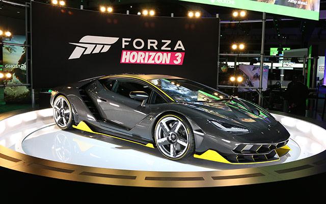 Insane Forza Horizon 3 Trailer