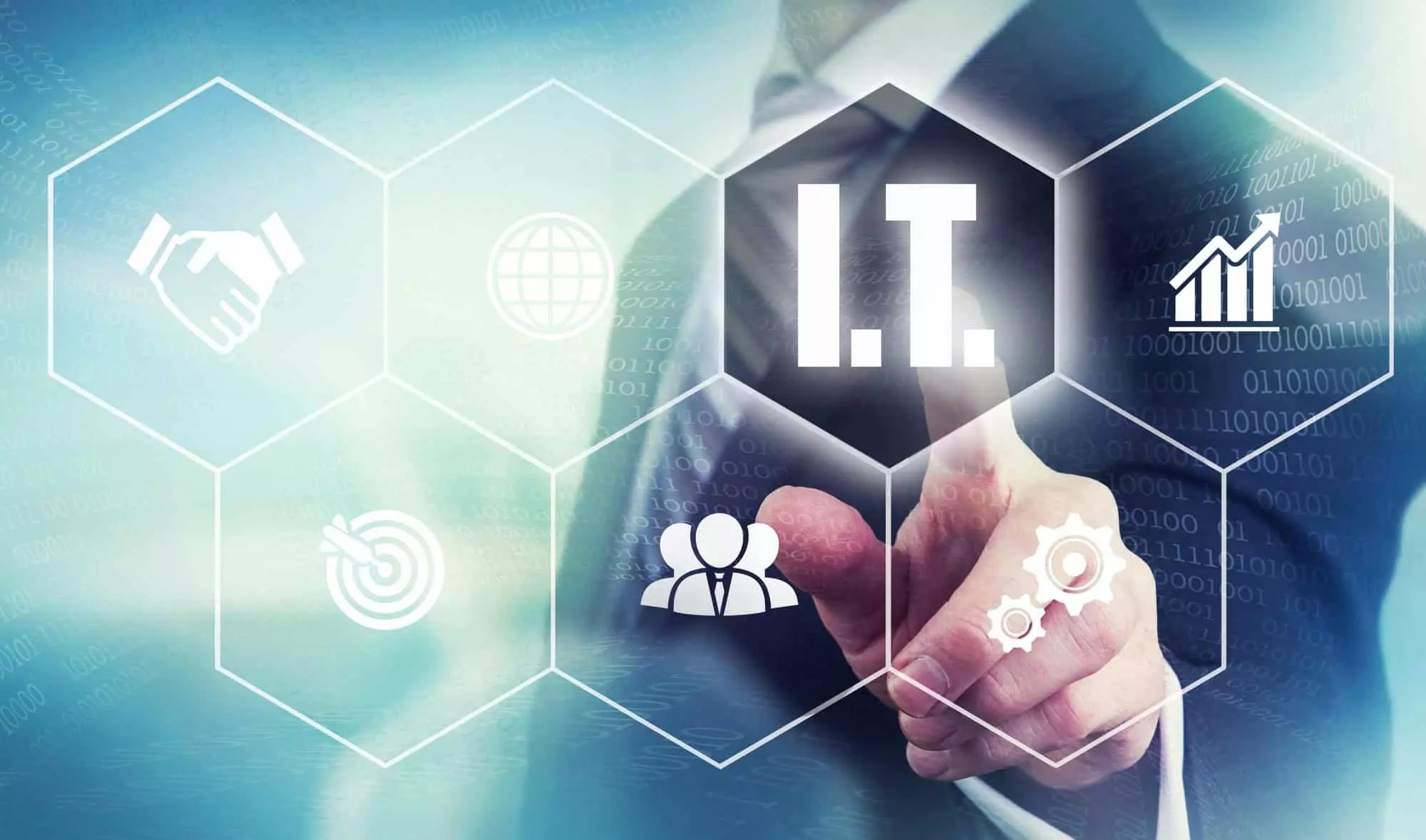 Technology Management Image: Top 5 Business Benefits Of Hiring IT Consulting Services