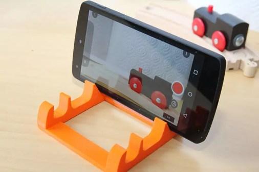 3D gedrucktes Stativ