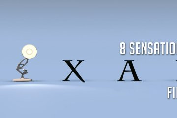 8 sensational pixar films