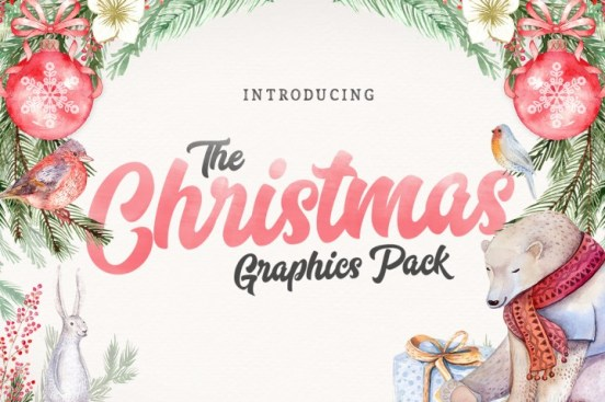 christmas-graphics-pack