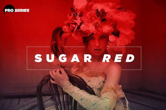 Sugar-Red-Photoshop-Action