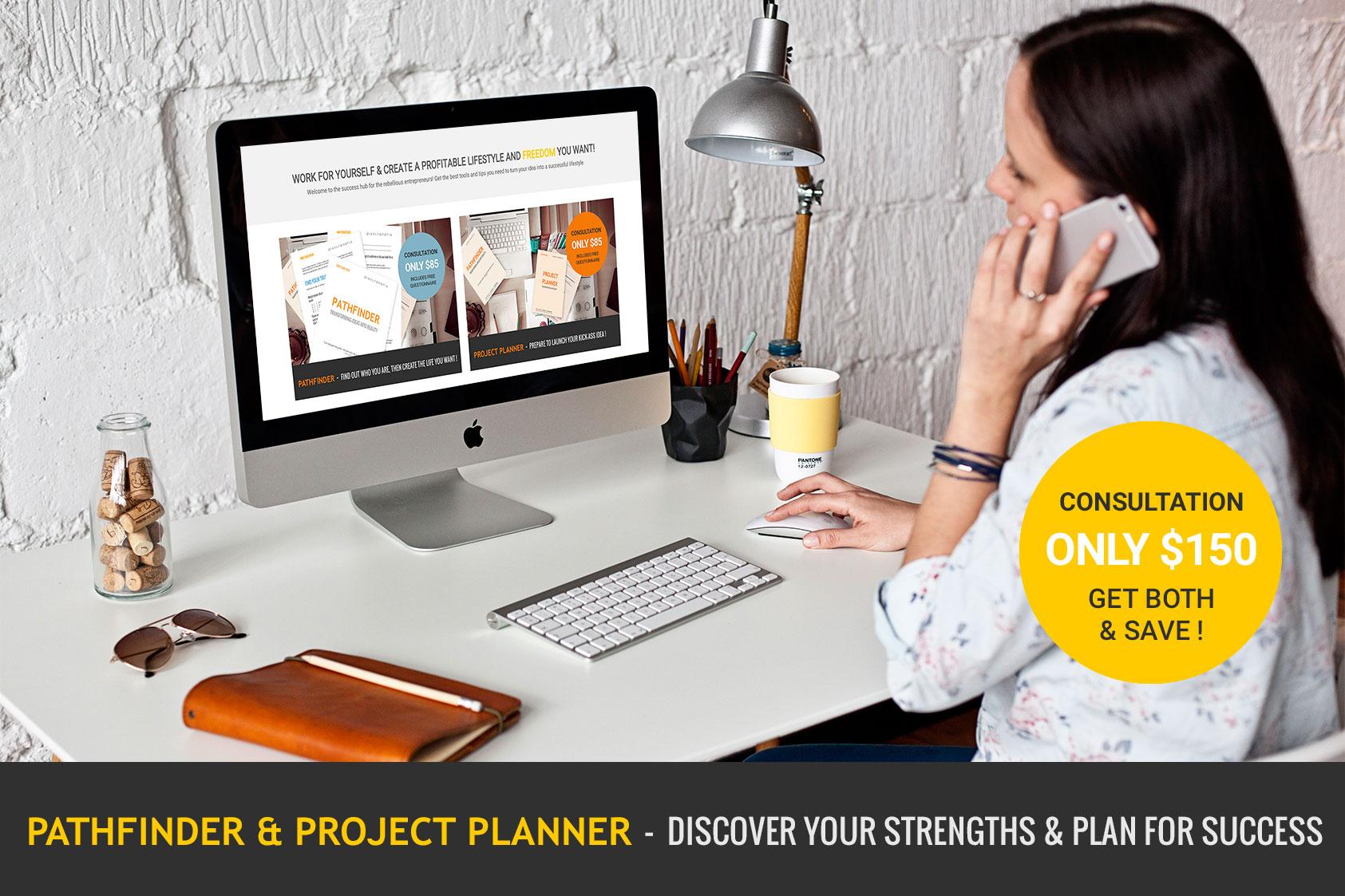 Pathfinder Amp Project Planner