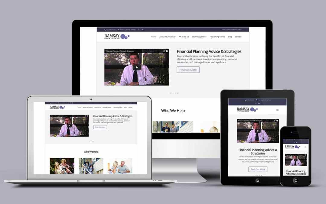 Refresh For Ramsay Financial Group
