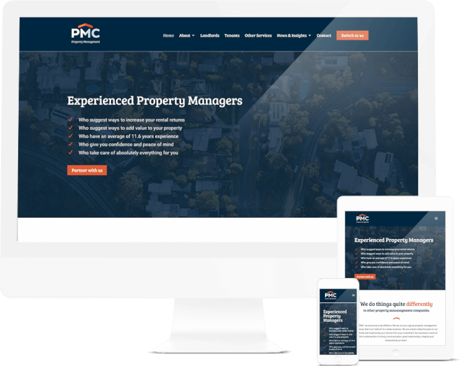 Pixel Fish - Sydney Website Design Client