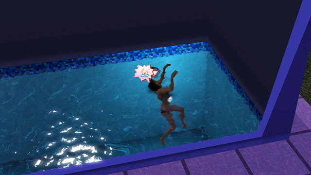 The sims 4 non si potr morire per annegamento in piscina for Gioco di piscine