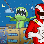 Chroma Squad: ritorno ad Angel Groove