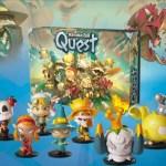 Krosmaster Quest: dungeon crawler da salotto
