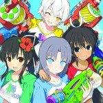 SENRAN KAGURA: Peach Beach Splash – L'eterna estate dei ninja