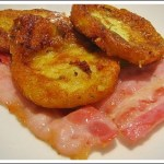 Frittelle di Patate (Potato Puffs) di San Patrizio