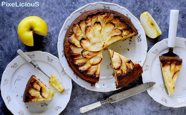 torta di mele nonna lilia