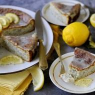 Torta di Yogurt al Limone con Semi di Papavero (solo con Albumi)