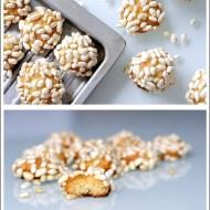 Biscotti al Cocco con Riso Soffiato