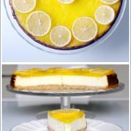 Cheese Cake (American) al Limone