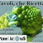 Cavoli, che Ricetta! And the Winners are…