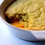 Clafoutis di Carote al Curry e Finocchietto Selvatico