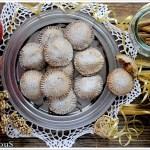 Biscotti di Farro con Mele Speziate