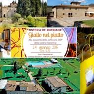 A Tavola con lo Zafferano delle Colline Fiorentine: Giallo nel Piatto