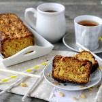 Cake alla Vaniglia con Ananas e Arachidi