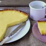 Copo o Pastillo de Lacte: Crostata con Crema allo Zafferano