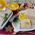 Paté di Salmone all'Aneto e Arancia
