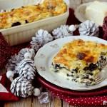 Lasagne con Cavolo Nero e Taleggio