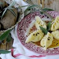 Culurgiones di Patate, Menta e Pecorino Sardo