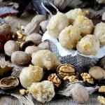 Frittelle di Gorgonzola e Noci