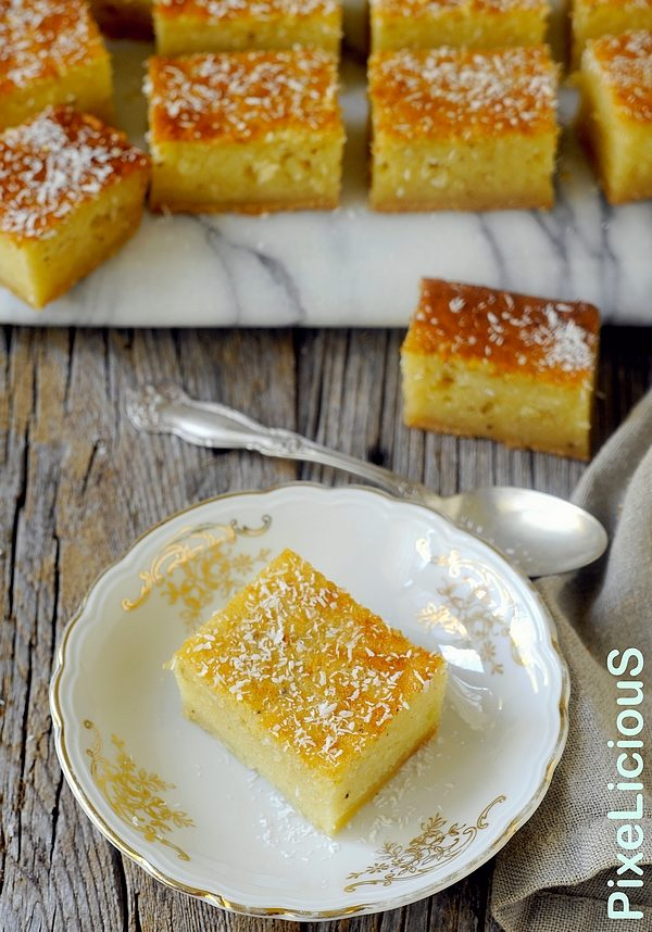 hawaiian coconut butter mochi cake 3