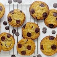 Cookies Caramellati al Cioccolato (Chewy Chocolate Chunk Cookies)