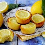 Tortine di Semolino al Limone di Yotam Ottolenghi