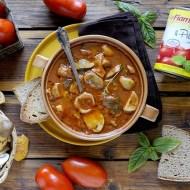 Zuppa di Funghi alla Boscaiola