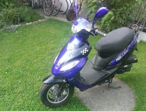 Welcher Motorroller ist der richtige Roller für mich?