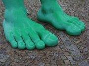 Fußpilz - Ursachen, und wie man Fußpilz erfolgreich behandelt