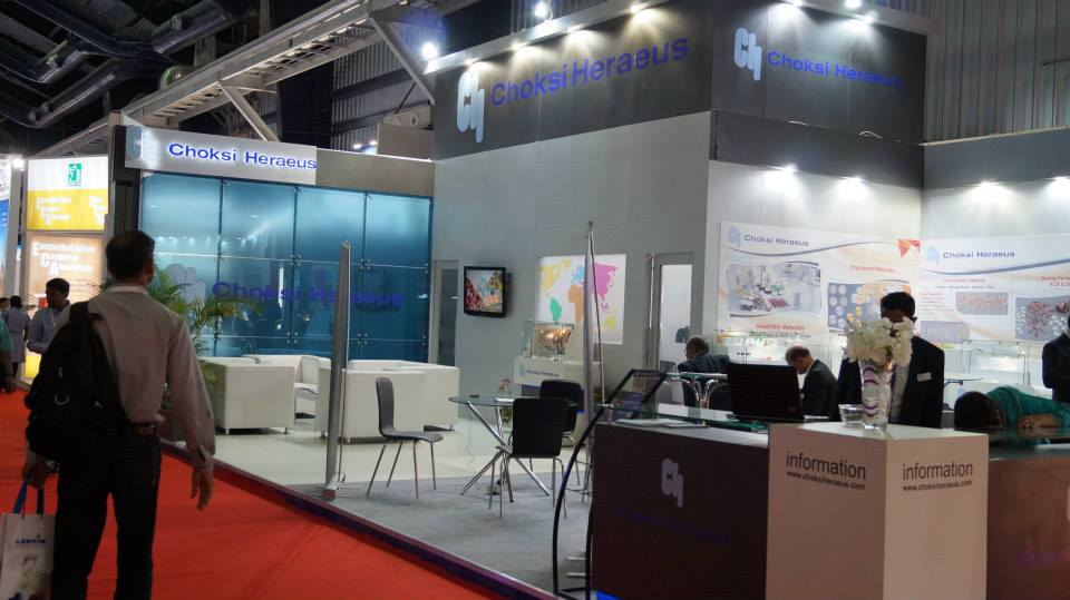 Corporate Stall Designer in Index Furniture Fair