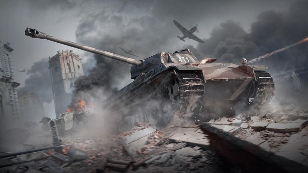 World of Tanks – Pantera