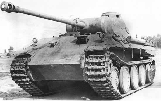 World of Tanks – Pz.Kpfw. V Panther (Pantera)