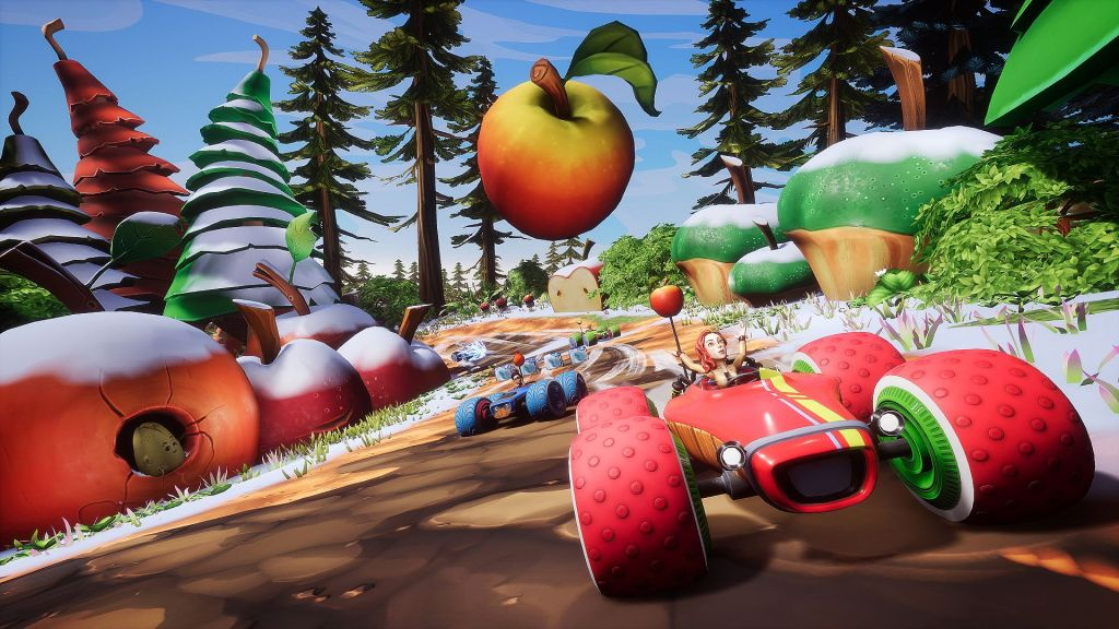 All-Star Fruit Racing review recenzja