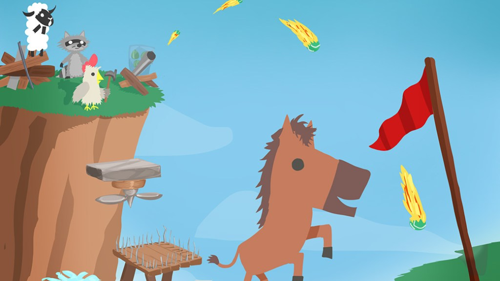 Ultimate Chicken Horse Recenzja