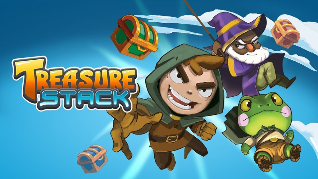 Treasure Stack recenzja review