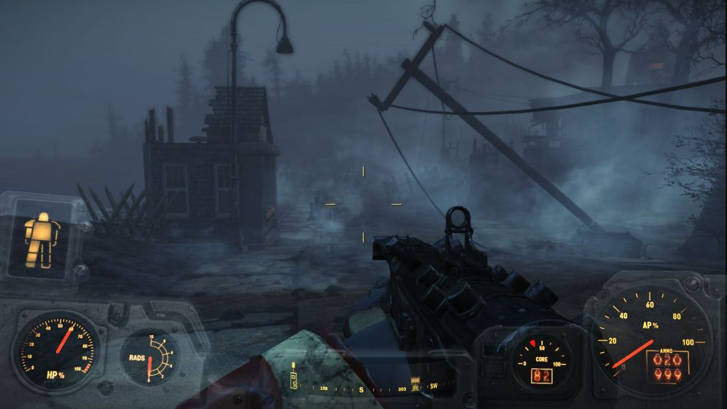 Fallout 4: Far Harbor recenzja review dlc