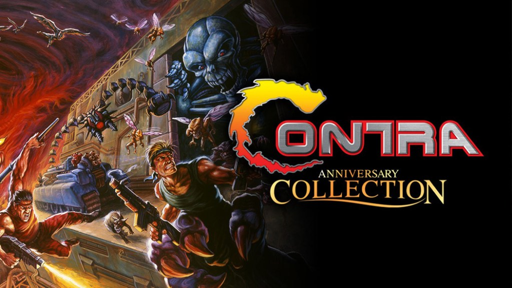 Contra Anniversary Collection, recenzja, review, Xbox One