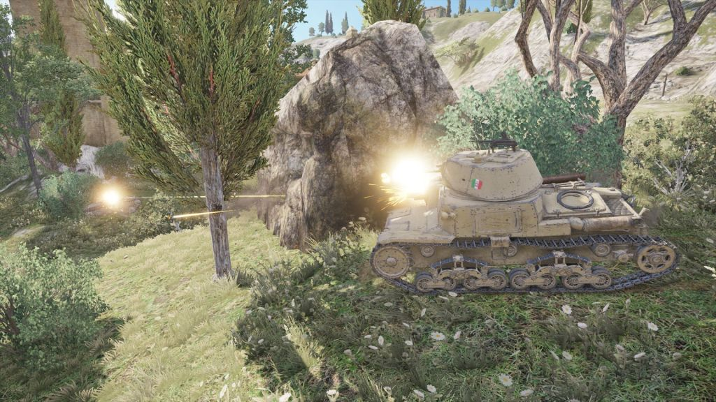 World of Tanks, M14/41